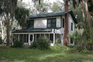 The Ghost of Ma Barker – Outlaw Haunted House - Photo