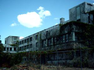 Abandoned ruins of Sunland Tallahassee