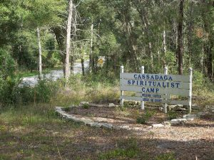 Lake Helen & the Cassadaga Cemetery - Photo